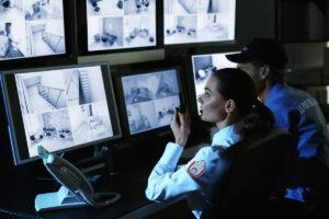 Centrale operativa per vigilanza casa