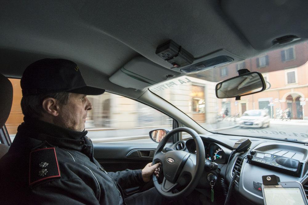 Carrozzeria FB a Bologna: due auto rubate e una ritrovata a motore acceso