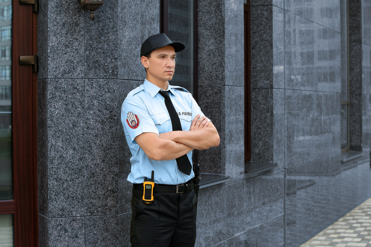 Presidio armato negozi e uffici