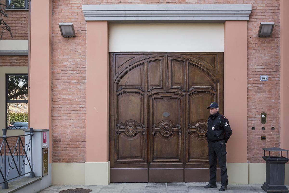 Presidio armato con piantonamento antirapina per abitazioni private