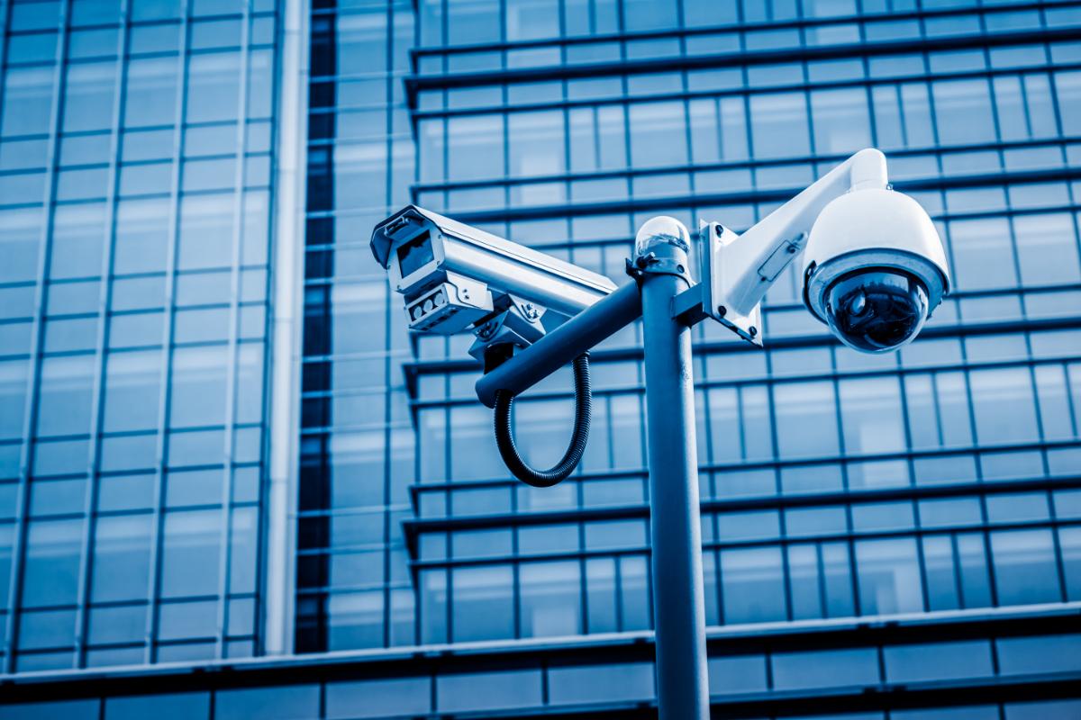 Sistemi di videosorveglianza per aziende, banche e industrie