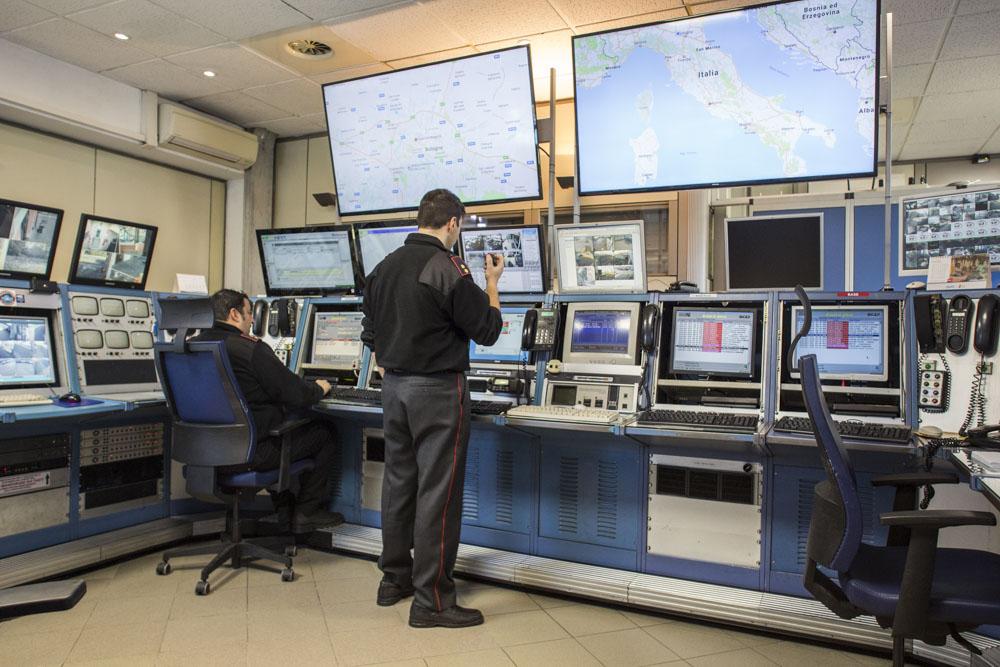 Intrusione a Cologno Monzese: la Centrale Operativa fa la differenza