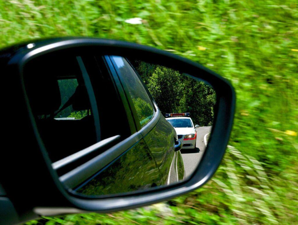specchietto retrovisore auto