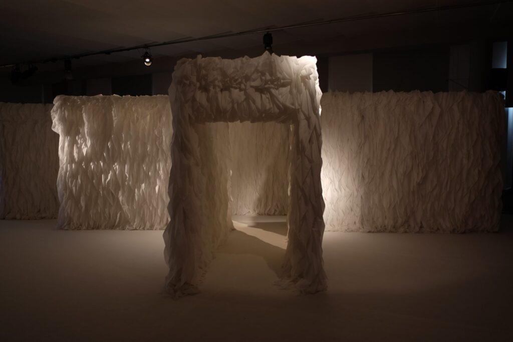 l'onirico labirinto di Kyonori Shimada