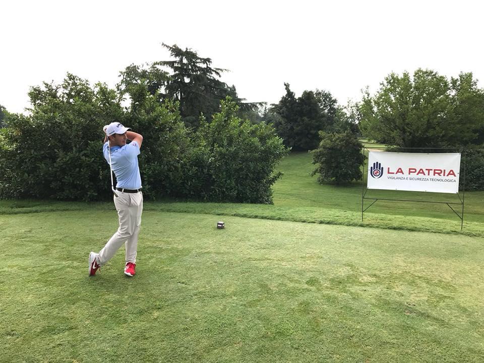 Buca golf sponsorizzazione torneo La Patria