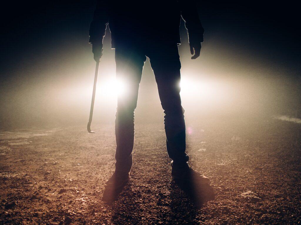 ladro al buio