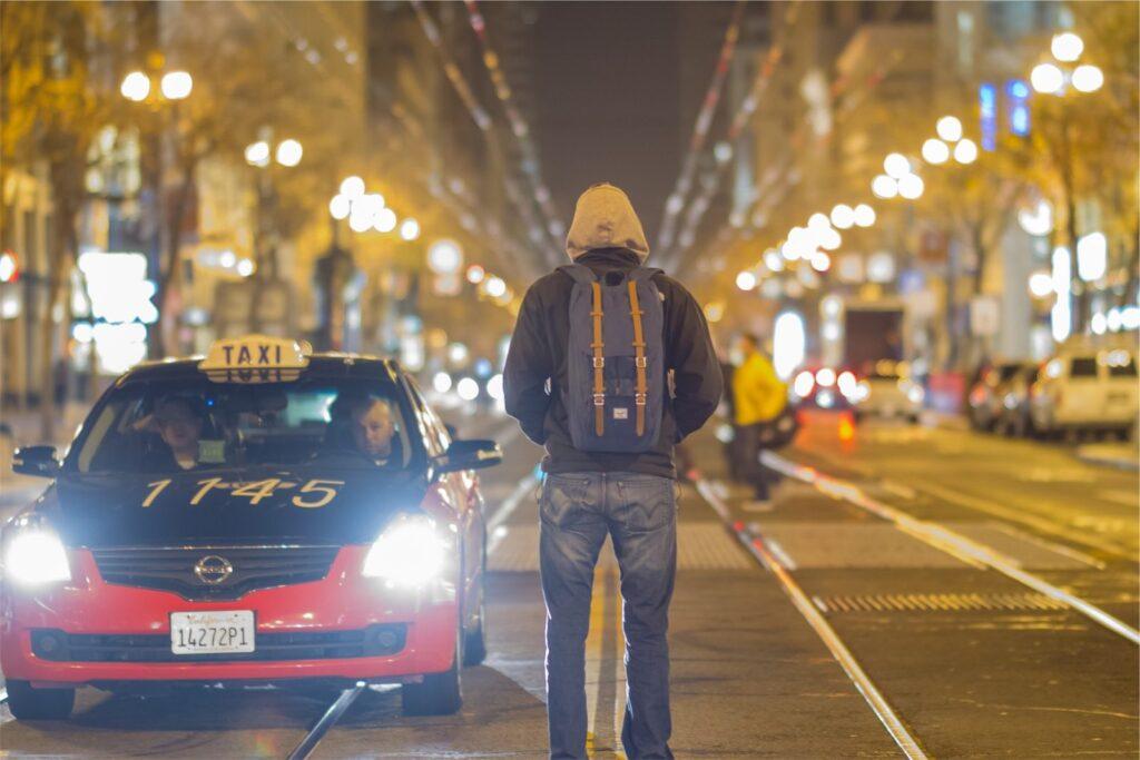aggressione taxi