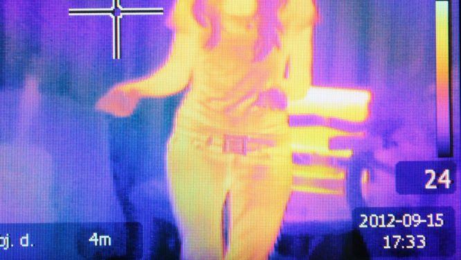 La Patria punta sulle telecamere che misurano la temperatura