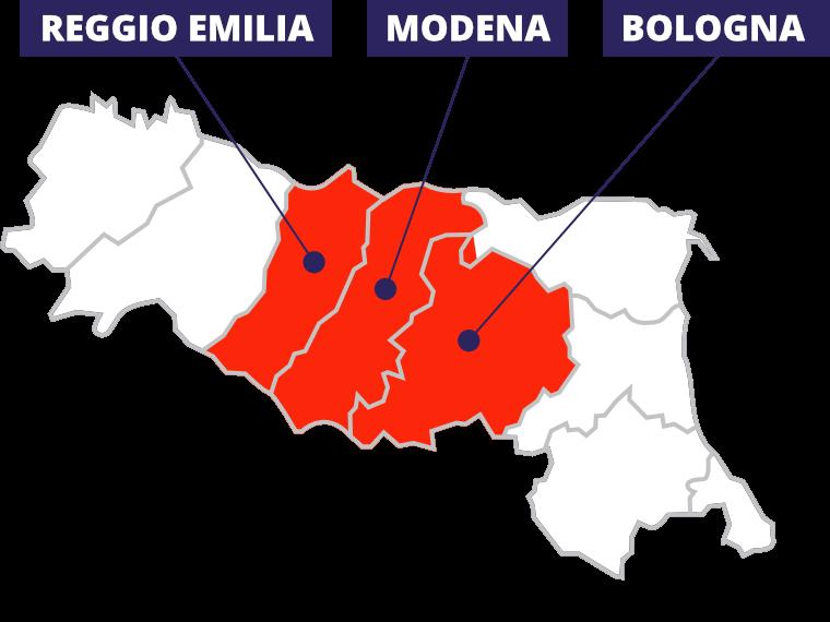Istituto di Vigilanza Privata in Emilia Romagna La Patria