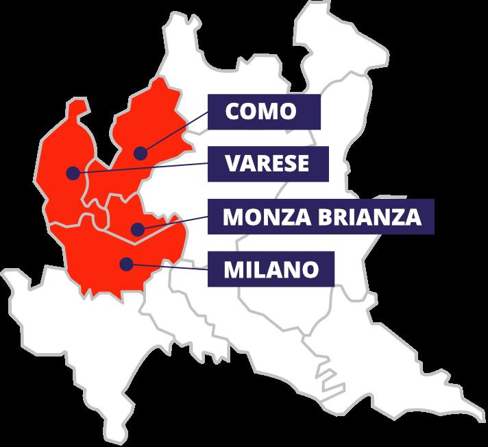 Istituto di Vigilanza Privata in Lombardia La Patria